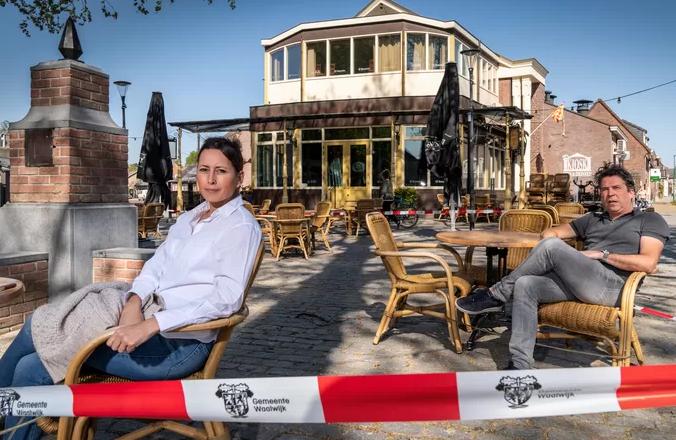 Proost! Toch geld uit coronafonds voor Café de Kiosk in Loon op Zand